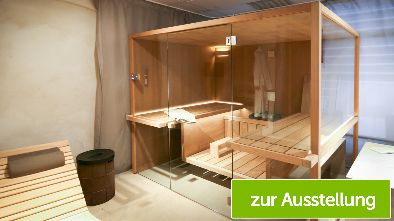 sauna dampfbad saunaparadies f r zu hause axel fr hlich. Black Bedroom Furniture Sets. Home Design Ideas